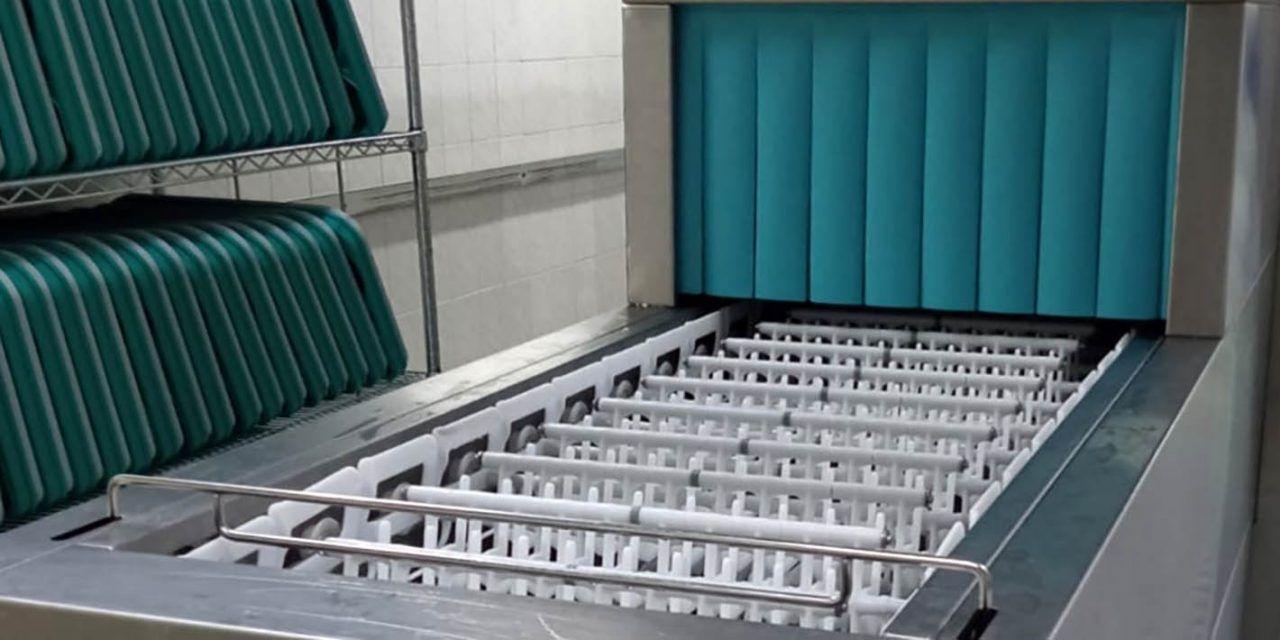 El Hospital de Linares incorpora nuevo equipamiento para cocina y lavandería