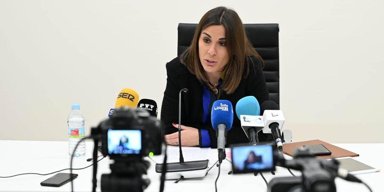 La licitación de obra pública por parte del Ayuntamiento de Linares se duplicará a lo largo de 2021