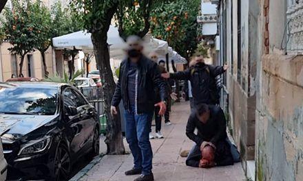 SUCESOS | Indignación en Linares por una brutal agresión a un vecino con dos policías nacionales presuntamente implicados