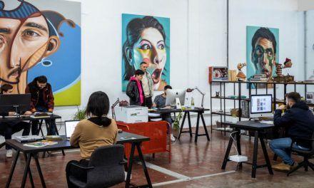 """'Rampa', industria creativa y artística """"made in Linares"""""""