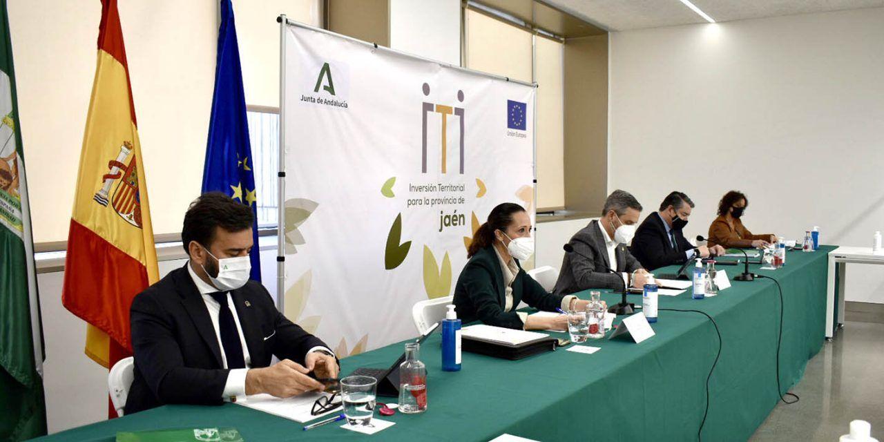 Aprobados proyectos por 23,5 millones en la Comisión de Participación de la ITI de Jaén, sin suerte para Linares