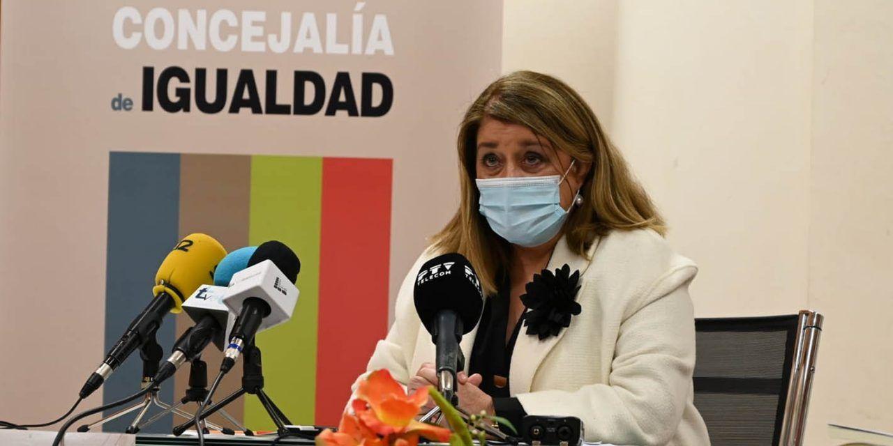 VÍDEO Y PROGRAMACIÓN | Linares conmemorará el 8M bajo el lema 'Sostenemos el mundo, vamos a cambiarlo'