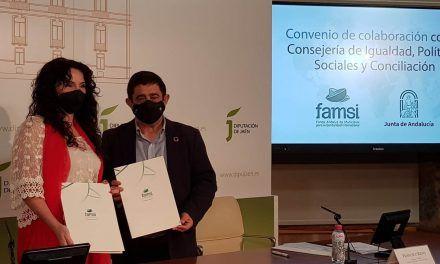 FAMSI firma un convenio con la Junta para coordinar la cooperación internacional y la ayuda al desarrollo