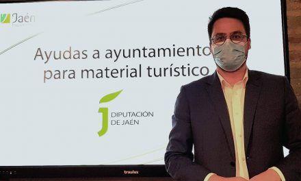 Diputación pone a disposición de los ayuntamientos 300.000 euros para renovar su material turístico promocional