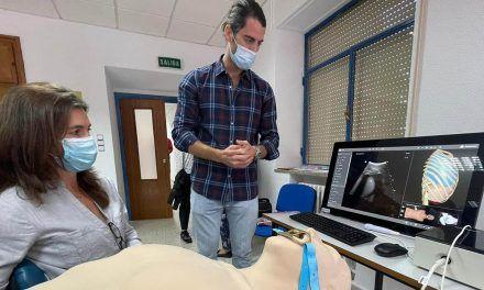 El SAS forma a 110 profesionales en ecografía para diagnosticar y tratar secuelas del Covid-19