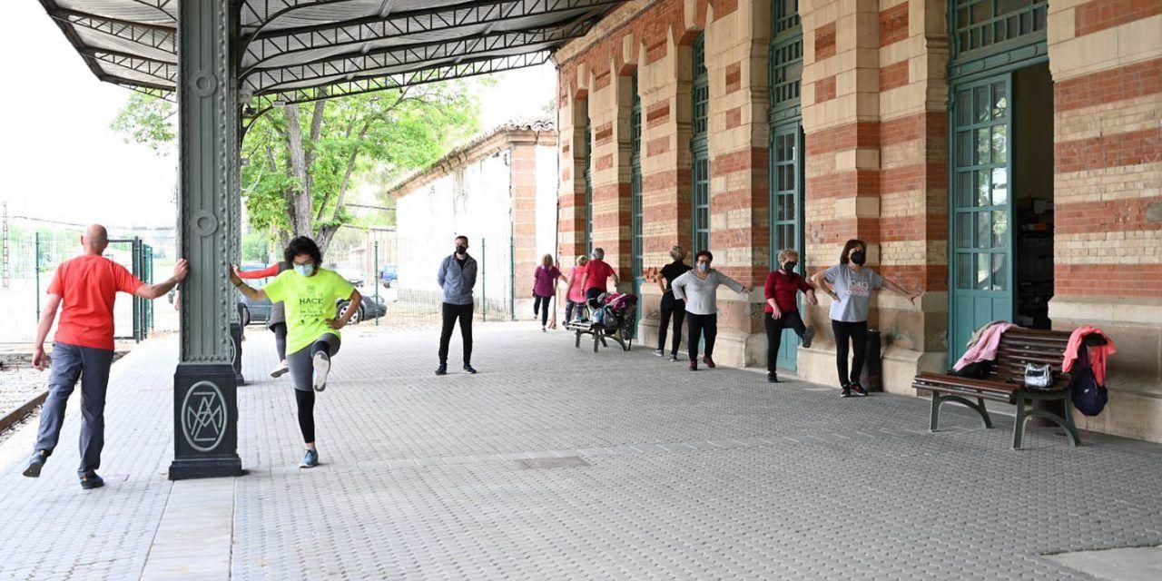 Linares sigue con el fomento de hábitos saludables para los más mayores