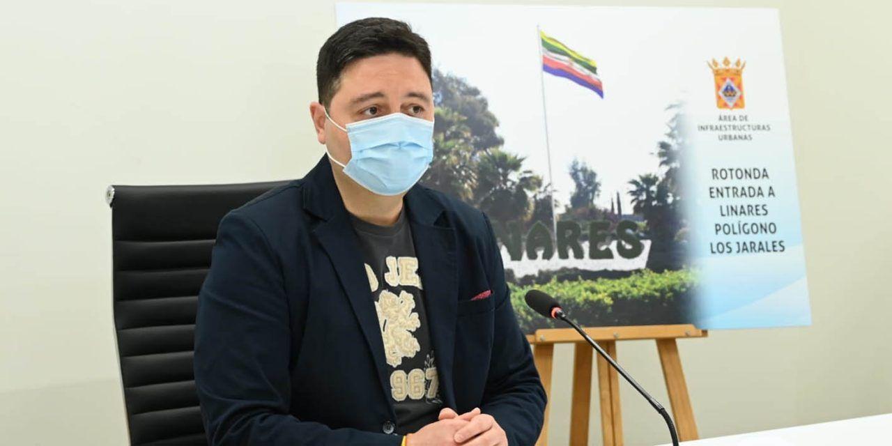 EL AYUNTAMIENTO DE LINARES DESBROZARÁ 120.000 METROS CUADRADOS DE SOLARES DE TITULARIDAD MUNICIPAL