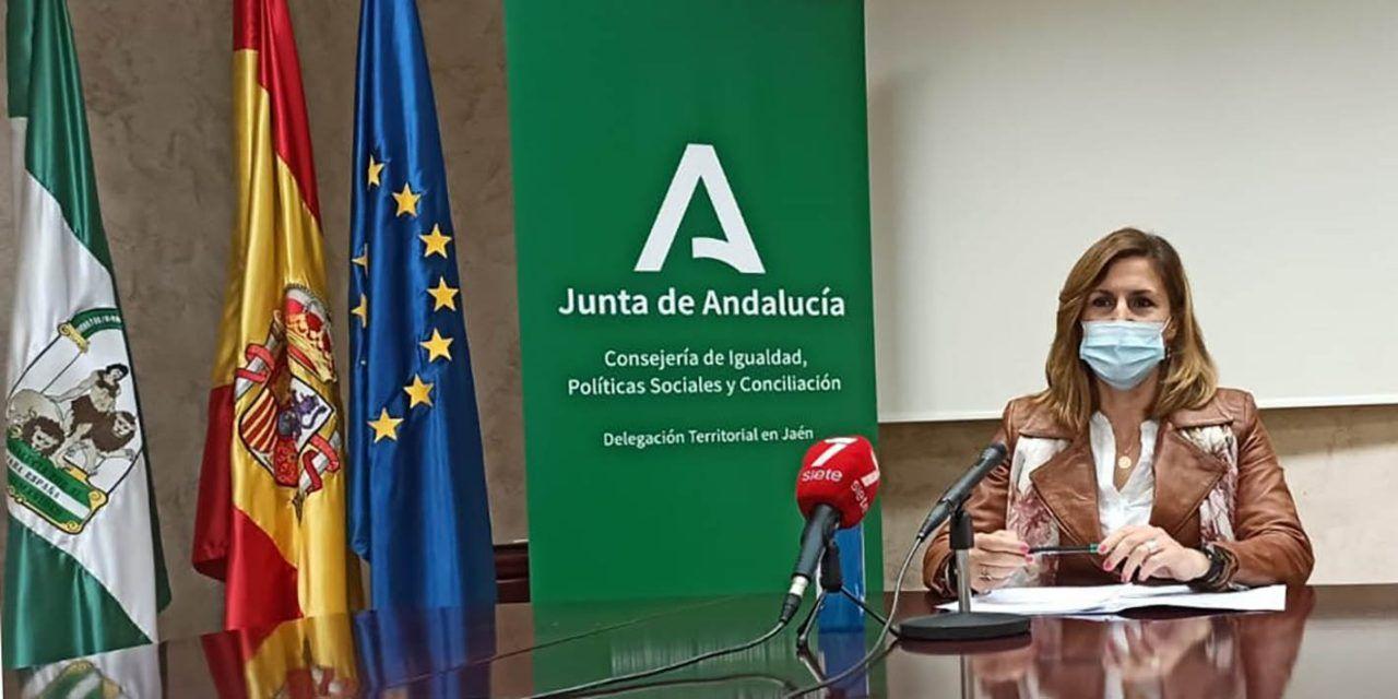 Igualdad alcanza en marzo la cifra récord de 27.161 personas beneficiarias de la dependencia en Jaén