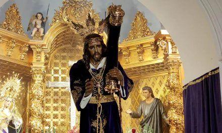 SEMANA SANTA | Así bendijo el Nazareno a Linares