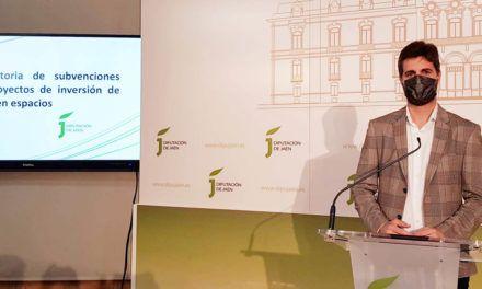 Diputación destina 1.500.000 euros para adaptar espacios municipales y ponerlos a disposición de pymes y autónomos