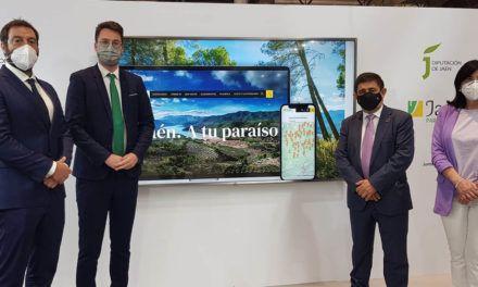 FITUR | Diputación renueva la promoción digital de la provincia con una nueva plataforma de Jaén, Paraíso Interior