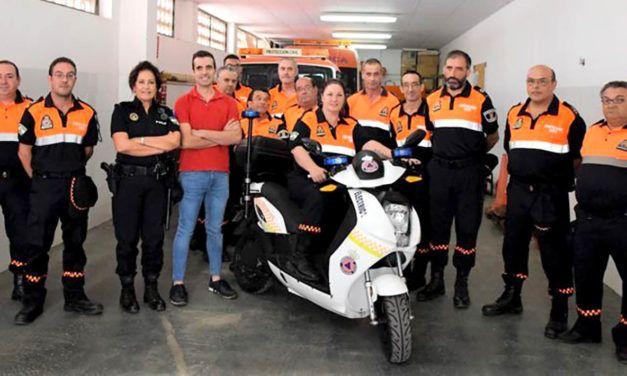 Linares aprueba el reglamento para los voluntarios de Protección Civil