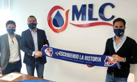 MLC refuerza su compromiso económico con el Linares Deportivo