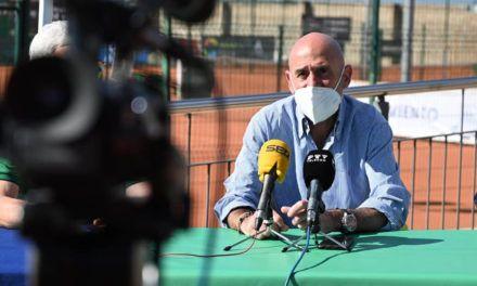 Linares capital andaluza del tenis infantil