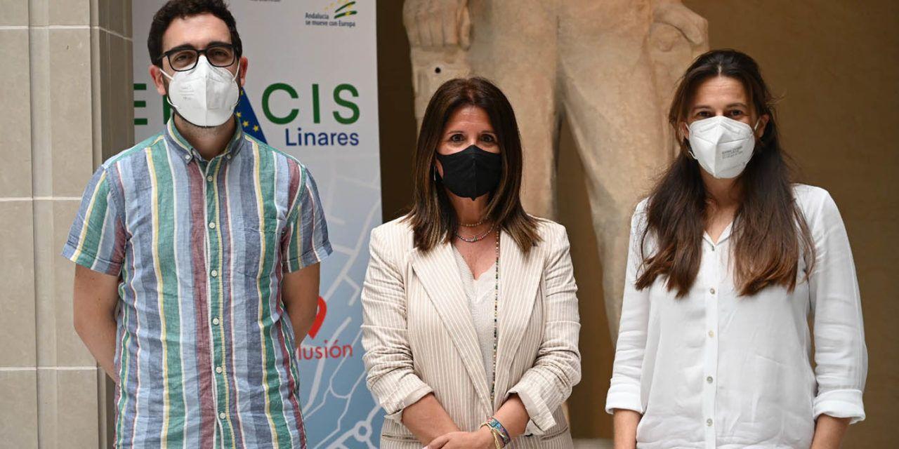 """El Ayuntamiento de Linares pone en marcha el proyecto """"El Mundo es Vuestro"""""""