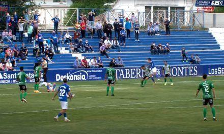 VÍDEO RESUMEN | Linares Deportivo – At Sanluqueño