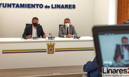 VÍDEO | Visita institucional del Secretario de Estado de Agenda 2030 a Linares