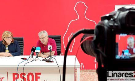 VÍDEO | El PSOE de Linares conmemora el día del Medio Ambiente