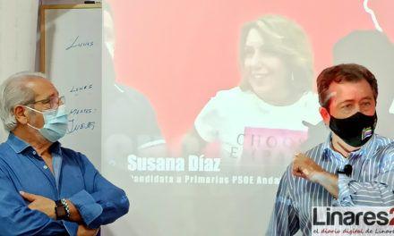 VÍDEO | Juan Fernández critica con dureza las declaraciones de Susana Díaz en Linares
