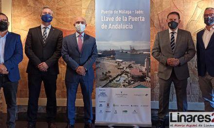 VÍDEO | Linares apunta al puerto de Málaga como gran oportunidad para el desarrollo logístico e industrial