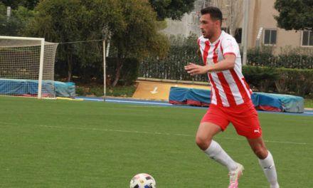 El Linares Deportivo hace oficial la contratación del joven lateral izquierdo David Luna