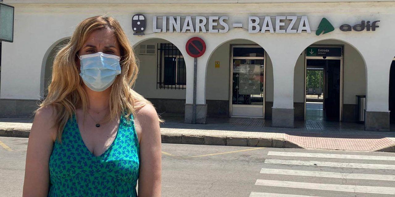 El PP exige que la conexión de la línea Jaén-Madrid por Córdoba no suponga la pérdida de trenes en Linares-Baeza