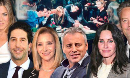 'SESIÓN DISCONTINUA' | Análisis a 'Friends: The reunion' – Golpe de nostalgia