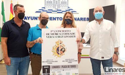 VÍDEO | La Vera Cruz organiza un concierto cofrade con dos de las grandes bandas andaluzas