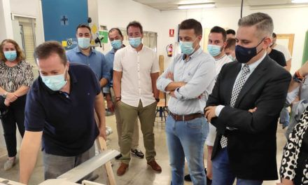Comienza un nuevo curso en la FP con novedades en Linares
