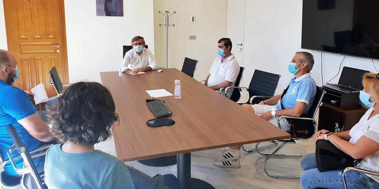 200 linarenses que trabajan en Valeo afectados por la suspensión del servicio de autobús a Martos