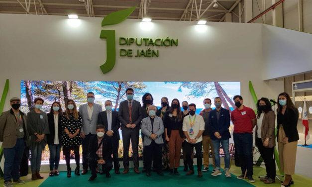 TURISMO | El estand de la Diputación en Tierra Adentro acoge la presentación de doce iniciativas turísticas innovadoras