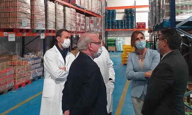 La ayuda de la Consejería de Igualdad al Banco de Alimentos ha permitido atender a más de 29.500 personas en la provincia de Jaén